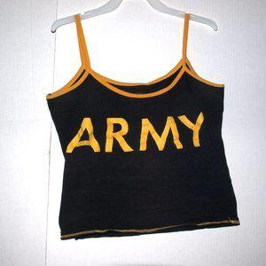 Rotcho Army Crop Top